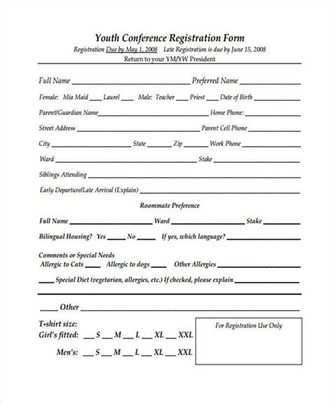 conference registration email template 21 conference registration forms