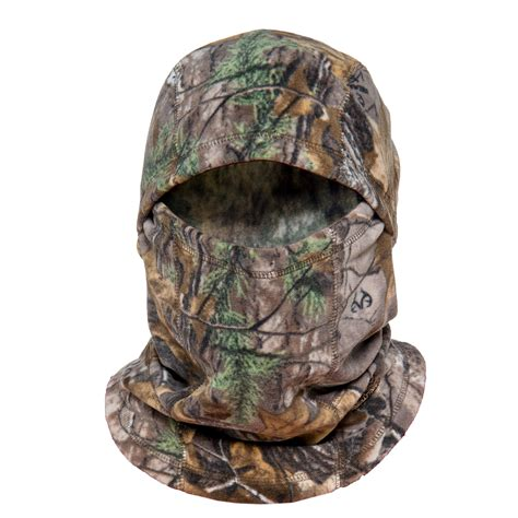 Realtree Xtra Fleece Face Mask - Walmart.com - Walmart.com