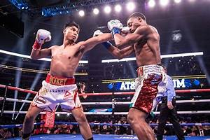 Photos | Errol Spence Jr. vs. Mikey Garcia Fight Night ...