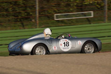 classic porsche spyder porsche 550a rs spyder chassis 550a 0143 2016 imola