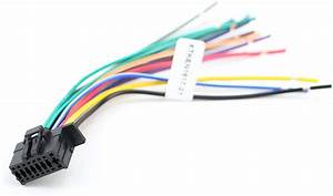 Xtenzi Car Radio Wire Harness Compatible With Kenwood Cd