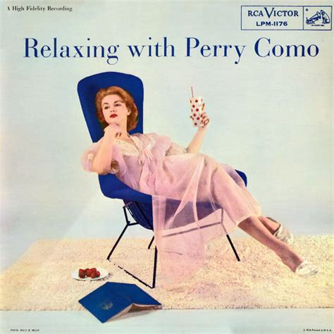 Relaxing with Perry Como