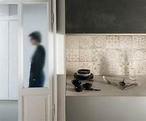 Crédence Béton Ciré : beton cire pour credence cuisine 8 cr233dence imitation ~ Premium-room.com Idées de Décoration