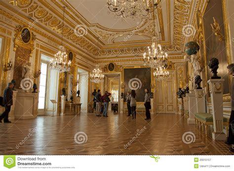royal palace  warsaw  editorial photography