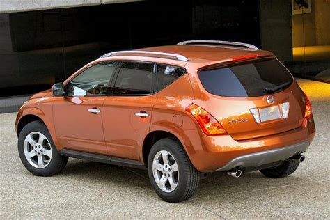Mitsubishi Murano by Nissan Murano 2005 2009 Used Car Review Car Review