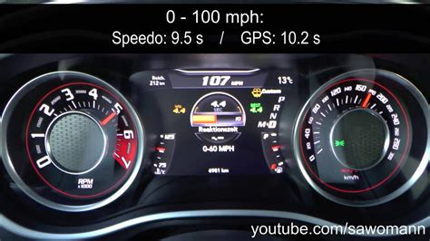 200 mph en kmh 2015 dodge challenger srt 8 392 6 4 hemi 0 100 km h 0 100 mph 0 200 km h acceleration gps