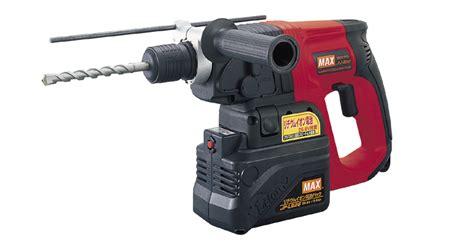 マックス 充電式ハンマドリル Pj-r201-bc