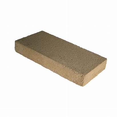 Cap Concrete Block Lowes Blocks Solid Actual