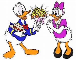 16 Free Daisy Duck & Donald Duck In Love Wallpaper