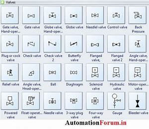 P  U0026 Id Common Symbols  How To Read A P U0026id