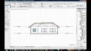 Archicad - How To Create A Section