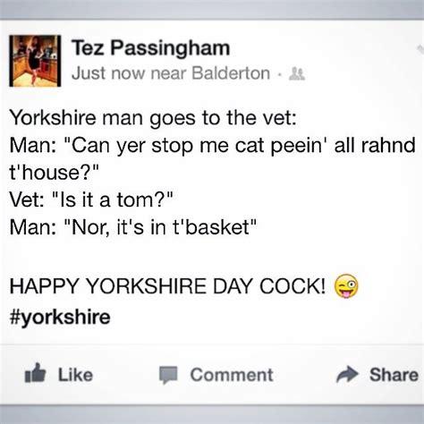 Yorkshire Funny Photos & Images #yorkshireday #yorkshire # ...