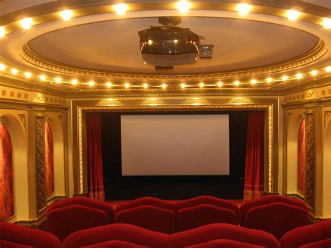 Home Theatre : Home Theater Design Basics