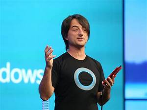 This Is Why Joe Belfiore Has Been Using An Android Phone ...