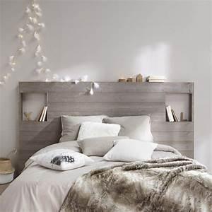 Idee de deco chambre meuble oreiller matelas memoire for Décoration chambre adulte avec lit matelas memoire de forme