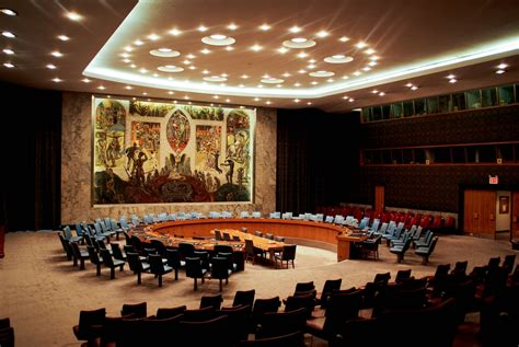 united nation security councils continued
