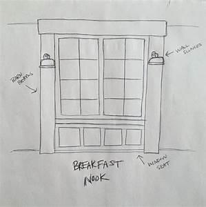 Lake House Kitchen Plans White Cabinets Butcher Blocks
