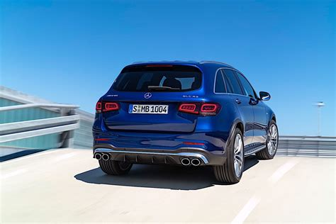 The answer is an enthusiastic yes. 2020 Mercedes-AMG GLC 43 Comes with More Power and New Styling - autoevolution