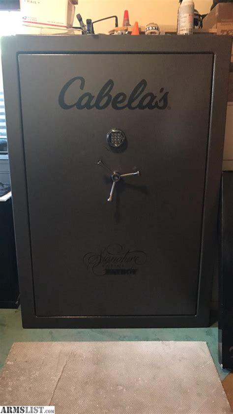 Cabelas Gun Safe Delivery by Armslist For Sale 64 Gun Cabelas Signature Series