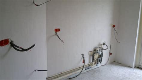 cuisine re rénovation électricité intérieure antony