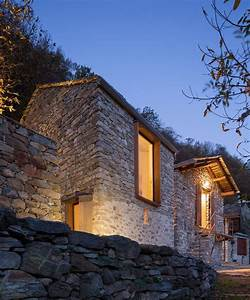 Mountain Stone House  Crana    Italy    2015  Principal