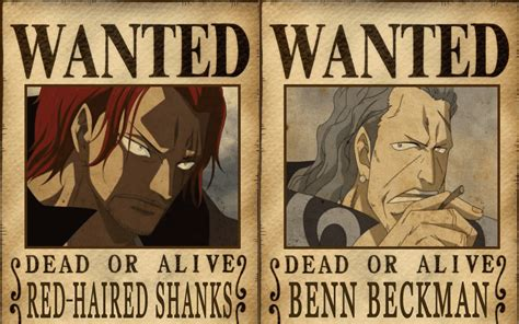 One Piece Wanted Hd Picture