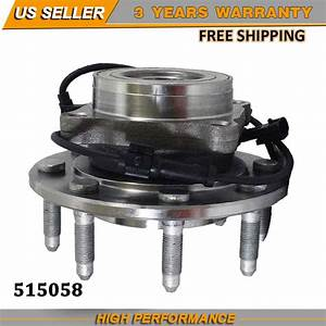 Front Wheel Hub And Bearing Assembly For Gmc Sierra 1500