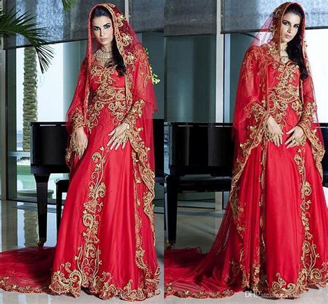 hot selling dubai kaftan wedding dresses beading