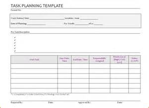 Excel Work Schedule Template 5 Daily Task List Template Authorizationletters Org