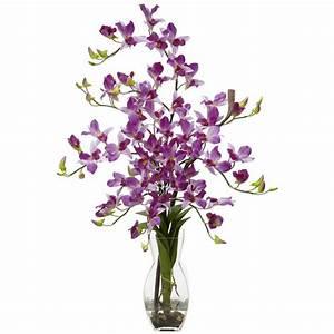 """35"""" PURPLE... Silk Flowers"""