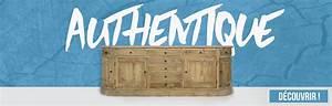 made in meubles meuble industriel bois massif meuble With meuble de cuisine ilot central 15 meuble tv industriel bois brosse et metal made in meubles
