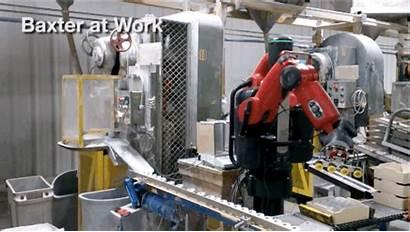 Robot Industrial Robotics Revolution Machines Robots Baxter