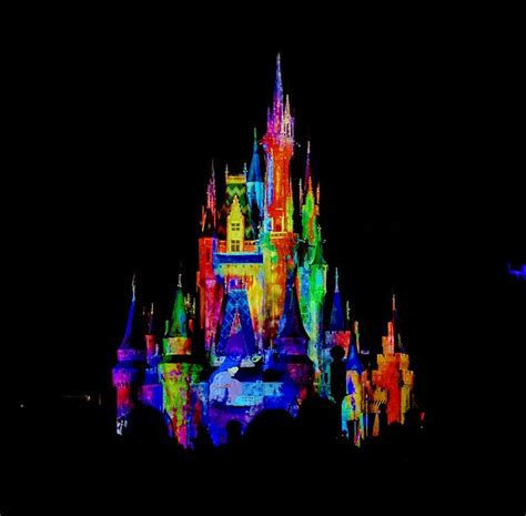 light show at disney world places i d like to go