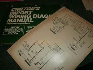 1990 Subaru Legacy Oversized Wiring Diagrams Schematics