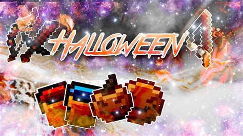 Mcpe Best Pvp Texture Pack Fps Boost Apexay Halloween 16x