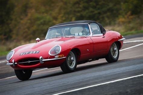 Jaguar Heritage Maintaining E-type's Prestige With Launch