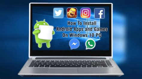 how to install android apps and on windows 10 pc remix os player