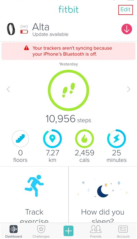 Fitbit Floors Climbed High by Solved Does Alta Track Floors Fitbit Community