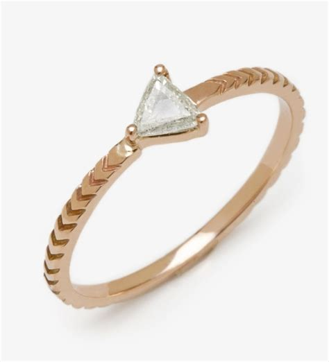 whimsical engagement rings for the non traditional weddingbells