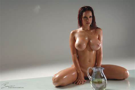 Oiled Up Redhead Tender