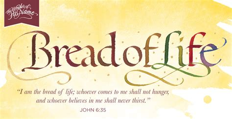 bread  life programs revive  hearts
