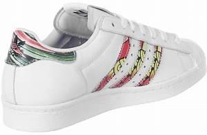 Adidas Superstar Rot Weiss. adidas superstar animal schuhe