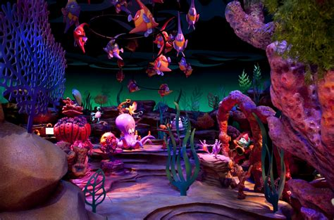 Trick Or Trunk Decorating Ideas by Wdwthemeparks Com Under The Sea Journey Of The Little