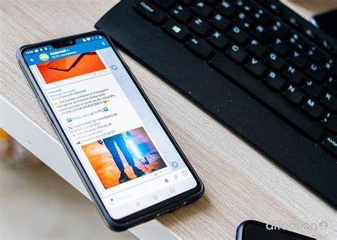 telegram para android cambia su dise 241 o en la versi 243 n 5 0