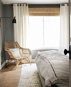 The 25 best bedroom blinds ideas on pinterest neutral for Bamboo curtains in bedroom