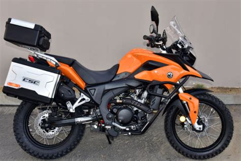 Csc 2016 Adventure And Dual Sport Models And Prices