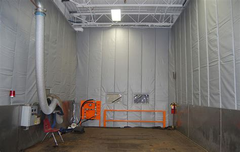 heat sealed divider walls custom welding curtains