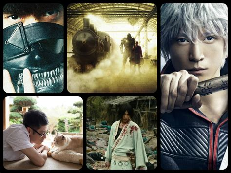 Anime Action Movie Here S The Top 10 Live Action Anime Manga Adaptations To