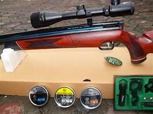 Senapan Angin Airrifle Gun Hunting Hunter Riflescope Field