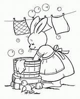 Coloring Washing Clothes Colouring Ausmalbilder Kleidung Desenho Kostenlos Manet Herunterladen Votos sketch template